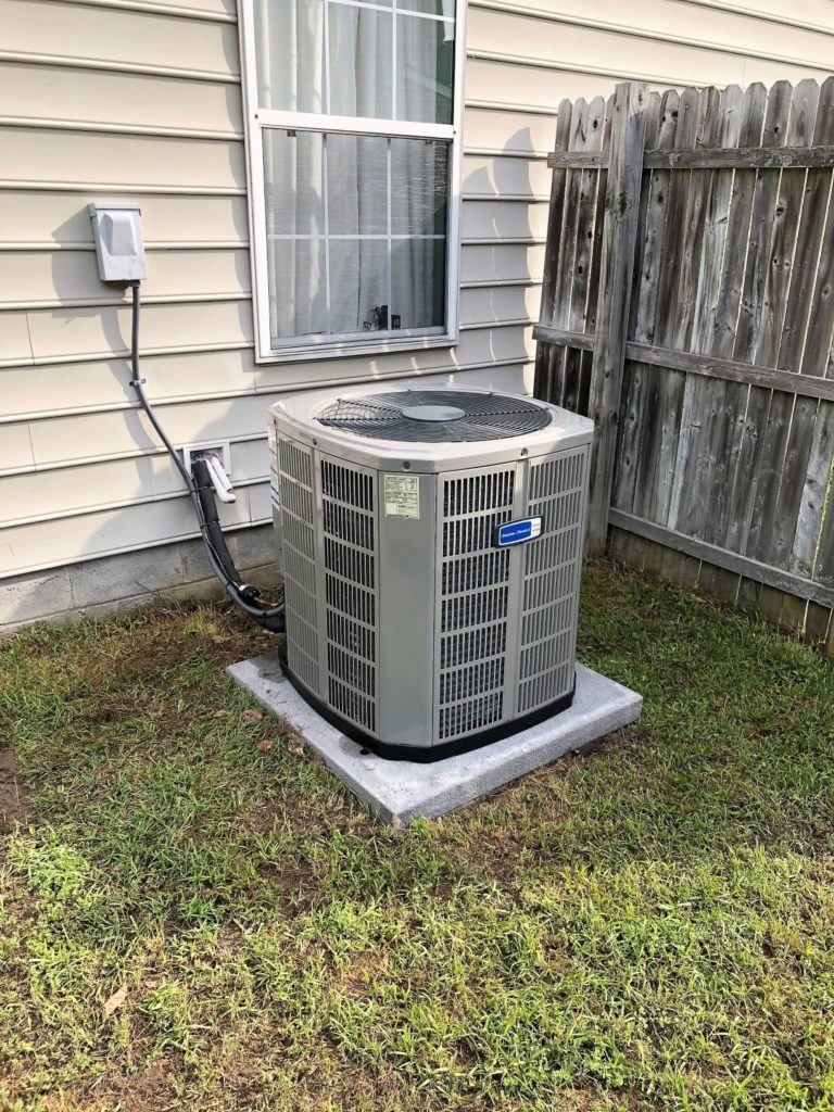 American Standard Air Conditioning